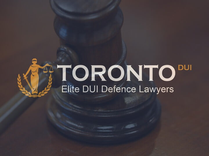 Impaired Driving Lawyer In Toronto Publishes New Website Content