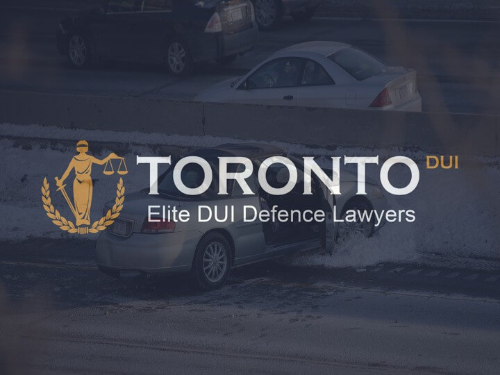 Toronto Impaired Driving Lawyer Defends Clients Accused Of DUI