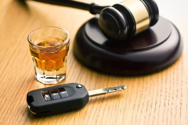 1st offence DUI kingston