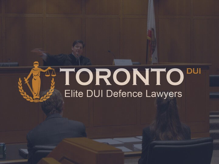 Toronto Lawyer Answers Key Concerns For Those Facing DUI Or Impaired Driving Charges