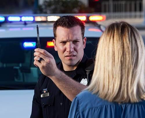 breathalyzer refusal DUI defence lawyer