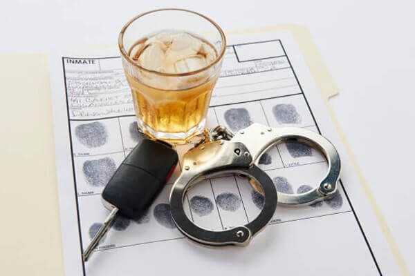 dealing with a DUI bradford