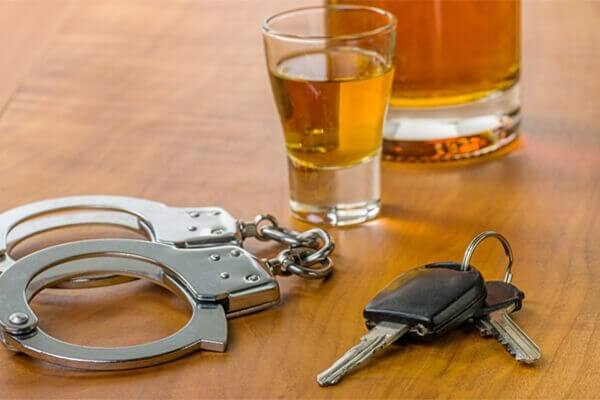 drinking and driving offences kingston