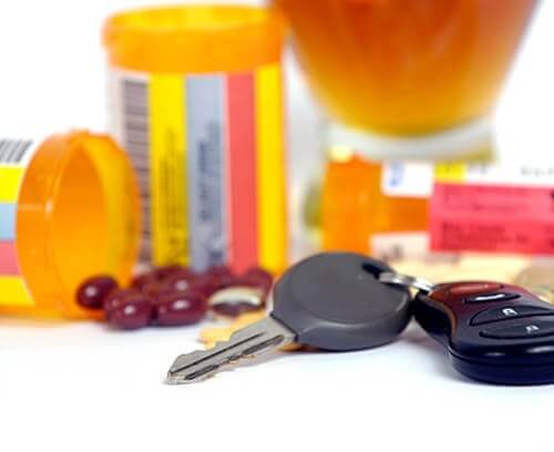 drugged driving DUI defence attorney