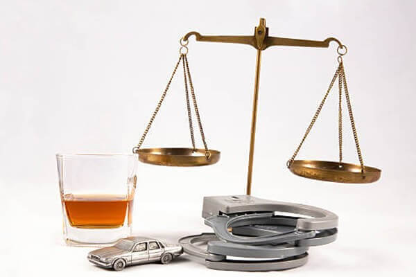 laws for DUI kingston