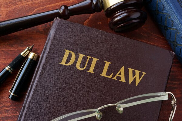 local DUI laws woodbridge