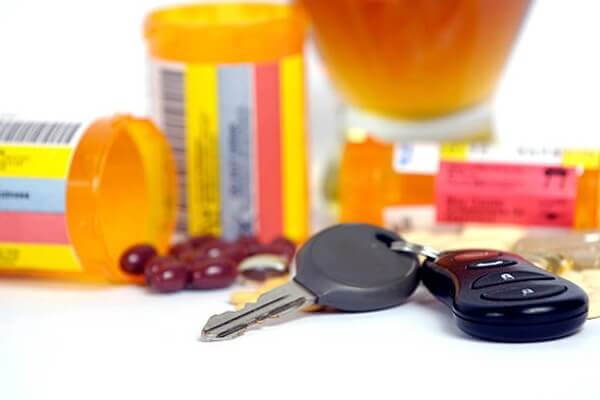 prescription drugs and driving milton